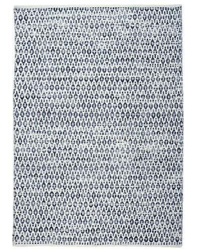 The Rug Republic Tapis Bedford Bleu