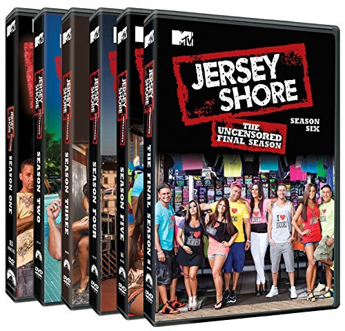 Jessica Jersey (Jersey Shore: The Complete Collection - Uncensored - Series 1 2 3 4 5 by Michael