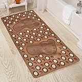 #10: Purav Light PVC Bathroom Mat