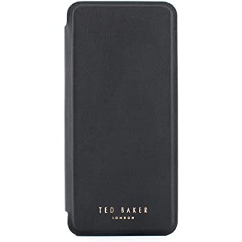 dce3b2a1b7ebf9 Ted Baker SHANOE Samsung Galaxy S9 Protective Mirror Folio case -  Black Rose Gold