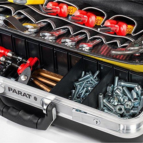 PARAT 489000171 Classic Werkzeugkoffer, King-Size-Format (Ohne Inhalt) - 4