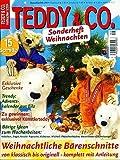 Teddy & Co. 1/2004 (Weihnachts-Sonderausgabe inkl. Schnittbögen) [Journal / Broschiert]
