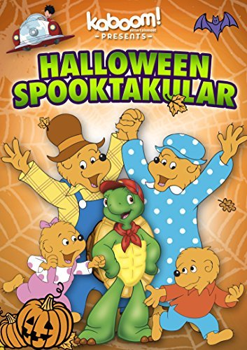 Kaboom!: Trick or Treat Halloween Spooktacular by - Halloween Dvds