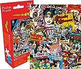 Aquarius DC Comics Wonder Woman Adult Pocket Puzzle (100 Pieces)