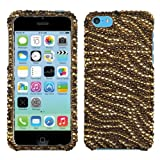Best Mybat 5c Phone Cases - MyBat Diamante Phone Protector Cover for Apple iPhone Review