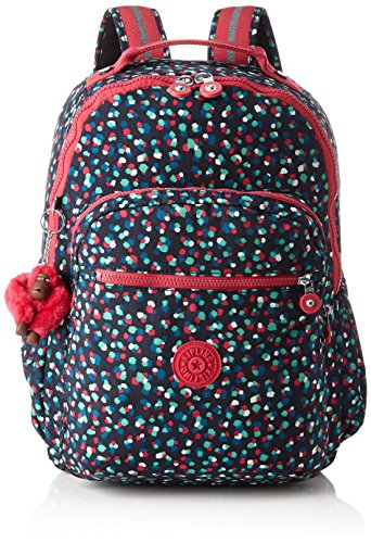 Kipling - SEOUL UP - Mochila grande - Festive Camo - (Multi color)