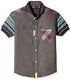 Seals Baby Boys' Shirt (AM8058_Multi-Col...
