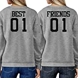 Best Friend Shirts Matchings - 365 Printing - Sweat-shirt - Manches Longues Review
