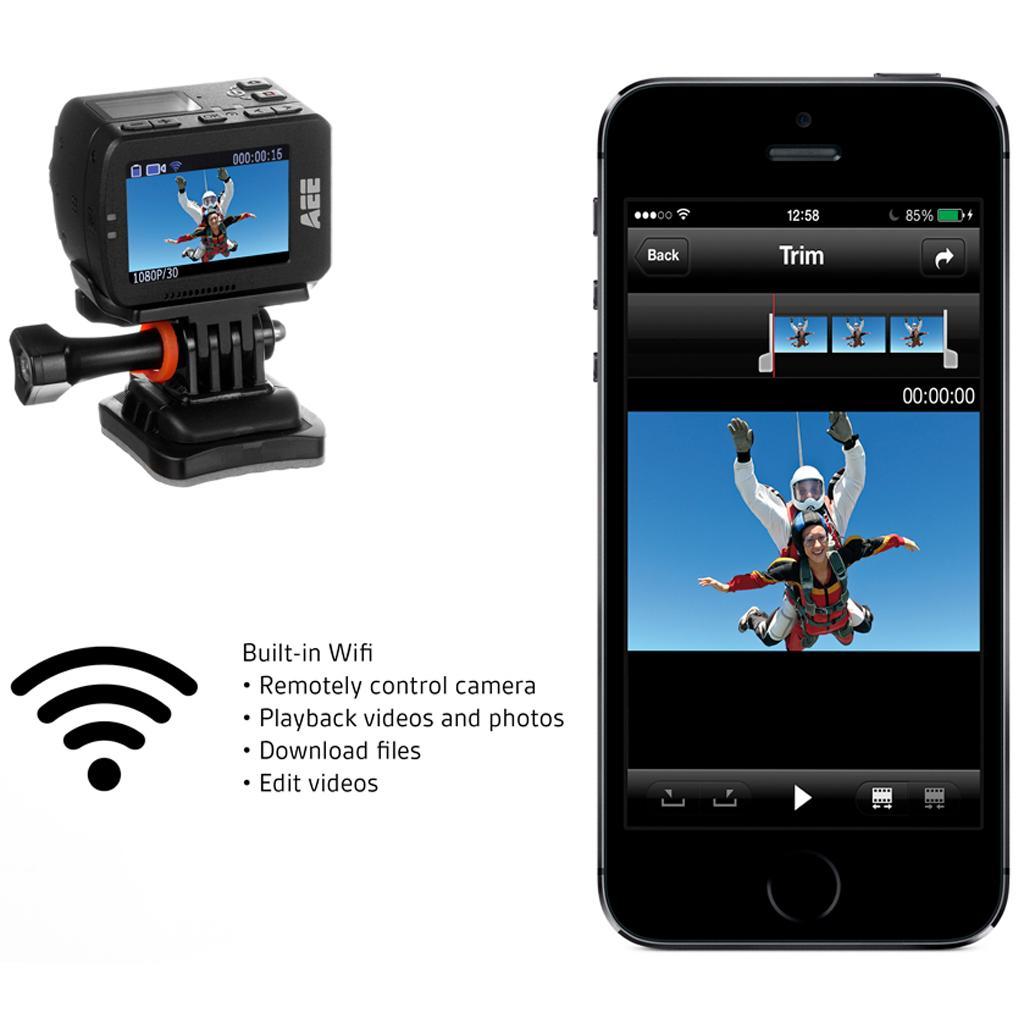 kitvision edge hd30w waterproof full hd 1080p sports. Black Bedroom Furniture Sets. Home Design Ideas