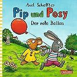 Minibuch Der rote Ballon (Pip und Posy)