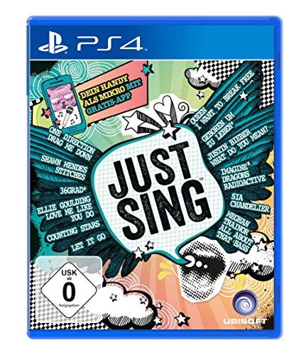 Just Sing - [PlayStation 4] (Karaoke Pack Song)
