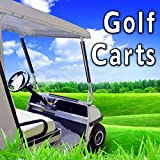 Gas Powered Golf Cart on Board: Driving & Stopping