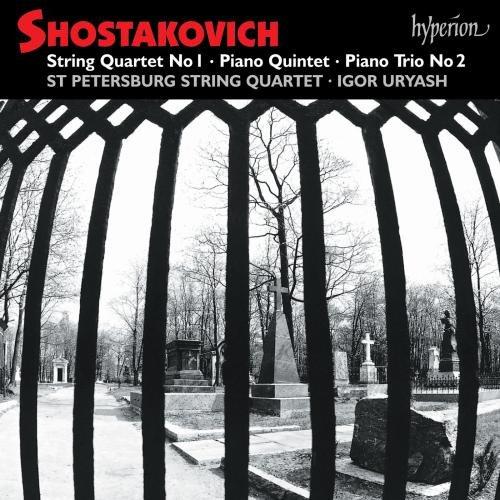 Dmitri Schostakowitsch: Streichquartett 1/Quintett/