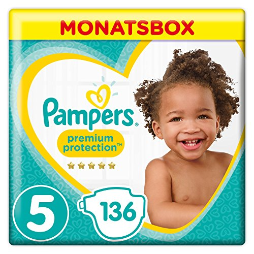 Pampers – Premium Protection Windeln - 7