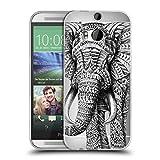 Head Case Designs Offizielle Bioworkz Navajo Verziert 1 Tierwelt 2 Soft Gel Hülle für HTC One M8 / M8 Dual SIM