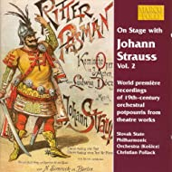 Strauss II, J.: On Stage With Johann Strauss, Vol. 2