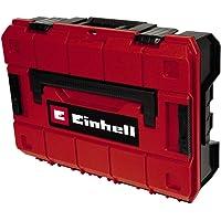 Einhell E-Case S-F - Valigetta per attrezzi universale, 44 x 32 x 13 cm, portata max. 25 kg, rivestimento interno in…