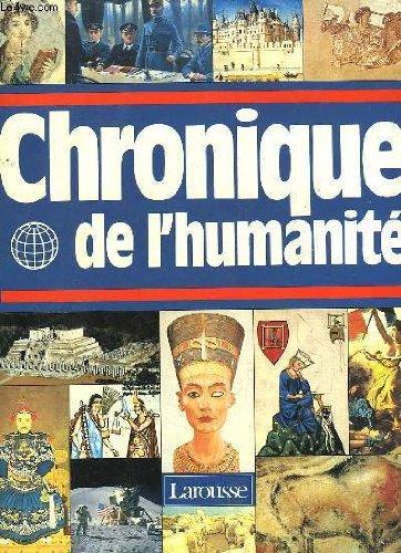 Chronique de l'humanité