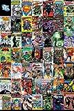 DC Comics (Montage 61 x 91.5 cm Maxi Poster