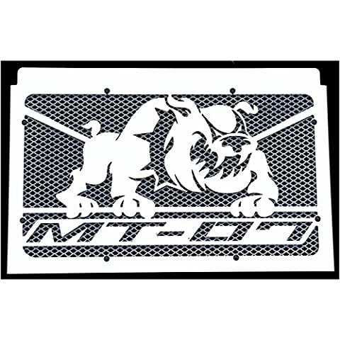 cache radiateur / grille de radiateur Yamaha MT 07