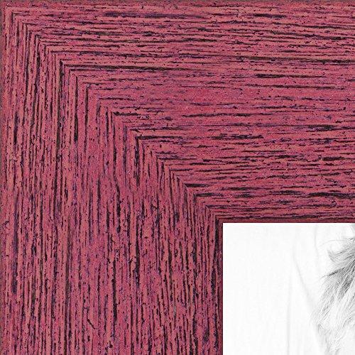 arttoframes 38,1x 45,7cm Berry Rustikal Barnwood Holz Bilderrahmen, wom0066–83235-ypnk-15X 18