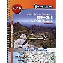 Atlas Espagne & Portugal 2016 Michelin