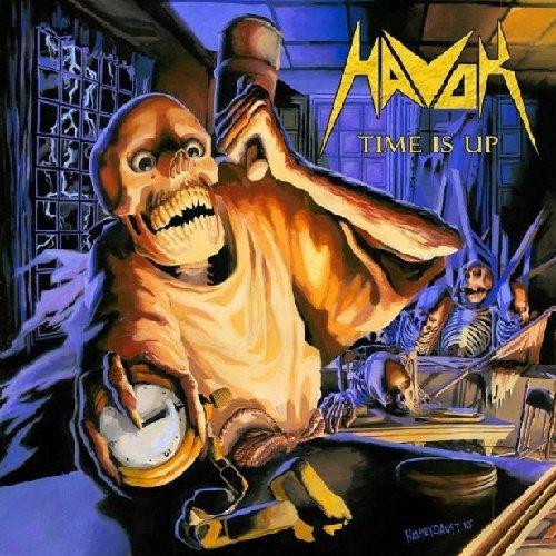 Havok: Time Is Up (Re-Release,Digipak) (Audio CD)