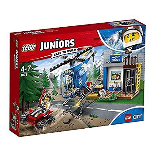 LEGO Juniors - Lego Persecución policial en la montaña (10751)