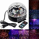 Speed LED Iluminación de discoteca Party Luz Iluminación de discoteca fiesta iluminación Etapa iluminación bola de discoteca luz de discoteca Efectos