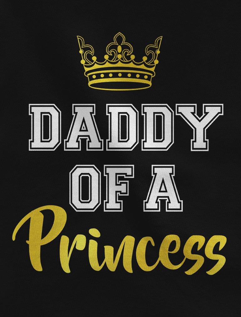 Daddy of a Princess & Daughter of a King – Regalo para Papá e Hija