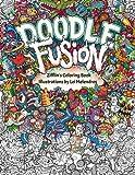 Doodle Fusion: Zifflin's Coloring Book: Volume 2