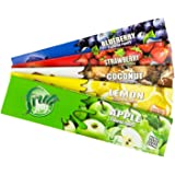Weedness Fruti Jay Paper King Size - 5 Heftchen Long Paper - Gemischte Sorten - Mixed Flavour