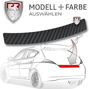Caddy IV PR-Folia Ladekantenschutz ab Bj.06//2015 - CARBON Schutzfolie Sto/ßstangenschutz Folie Autofolie