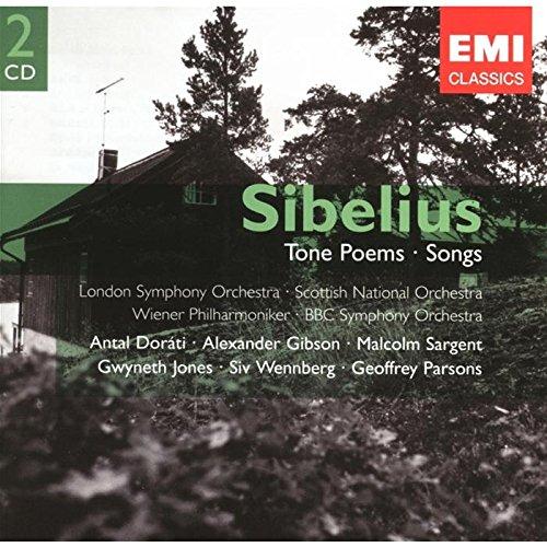 Sibelius : Poèmes symphoniques