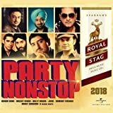 Royal Stag  Party Non Stop Music CD 2018
