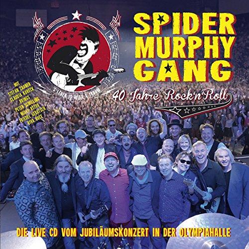 40 Jahre Rock'N'Roll - Murphy Auge