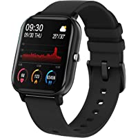 Fire-Boltt SpO2 Full Touch 1.4 inch Smart Watch 8 Days Battery Life Compatible with Android and iOS IPX7 with Heart Rate…