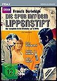Francis Durbridge: Die Spur mit dem Lippenstift (The Passenger) - Der komplette Krimi-Dreiteiler (Pidax Serien-Klassiker) [2 DVDs]