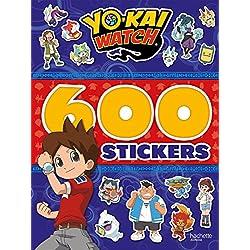 Yo-Kai Watch : 600 stickers
