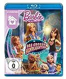 DVD Cover 'Barbie und ihre Schwestern in: Das grosse Hundeabenteuer [Blu-ray]