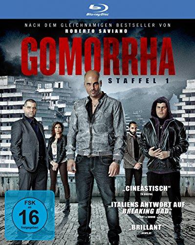 Gomorrha - Staffel 1 [Blu-ray] Preisvergleich