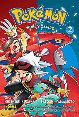 Pokémon 10. Rubí y Zafiro 2