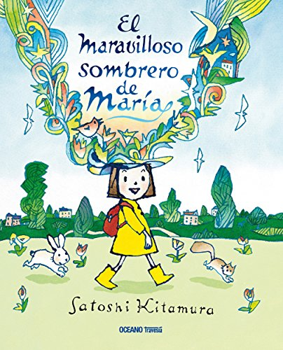 El maravilloso sombrero de María (Álbumes) por Satoshi Kitamura