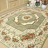 SX-ZZJ %Teppich European-Style Wohnzimmer Teppich Couchtisch Sofa Big Matten Home voller Decken GeometrischeTeppiche (Farbe : A, größe : 200 * 240cm)