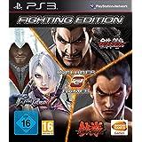 Fighting Edition 3 jeux inclus : Tekken 6 + Tekken : Tag Tournament 2 + Soul Calibur V