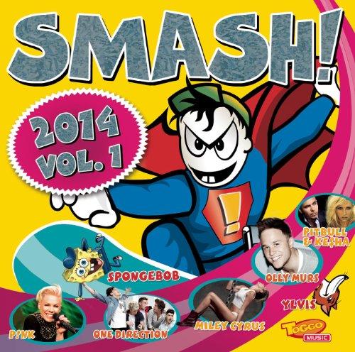 Smash! 2014, Vol. 1 [Explicit]