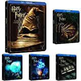 Intégrale des 8 films Harry Potter en Steelbook