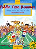 Fiddle Time Runners (Book & CD) Pupils Book, Kathy and David Blackwell