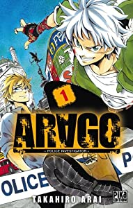 Arago - Police Investigator Edition simple Tome 1