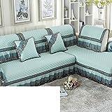 sencillo y moderno sofá cojines/El four seasons deslizan General fresca sala de estar sofá cojines/Fundas de asiento de tela-S 90x160cm(35x63inch)